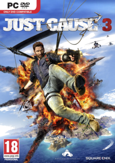 Just Cause 3 PC (Steam-Code, Download)
