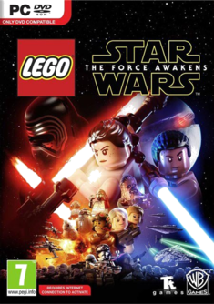 LEGO: Star Wars - The Force Awakens PC (Steam-Code, Download)