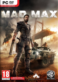 Mad Max - D1 Edition PC + Ripper DLC (Steam-Code, Download) (EU PEGI) (deutsch) [uncut]