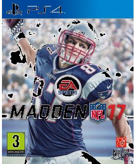 Madden NFL 17 PS4 (EU PEGI) (deutsch) [uncut]
