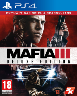 Mafia 3 D1 Deluxe Edition PS4 inkl. Season Pass (AT PEGI) (deutsch) [uncut]