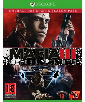 Mafia 3 D1 Deluxe Edition Xbox One inkl. Season Pass (AT PEGI) (deutsch) [uncut]