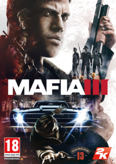 Mafia 3 PC (Steam-Code, Download) (EU PEGI) (deutsch) [uncut]