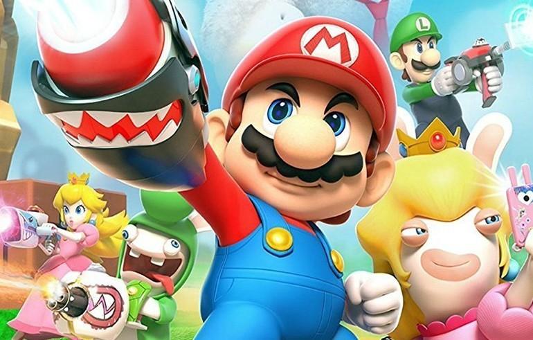 Nintendo Switch Games!